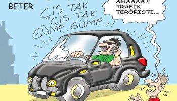 Trafik Terörü 2017